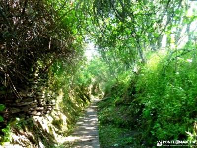 Sierra del Rincón_Montejo de la Sierra_La Hiruela; mapa y brujula viajes accesibles senderismo en ca